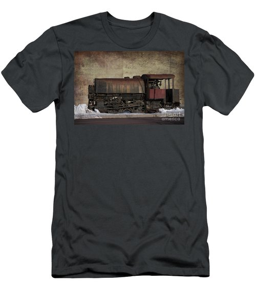 Retired 2 Men's T-Shirt (Slim Fit) by Judy Wolinsky
