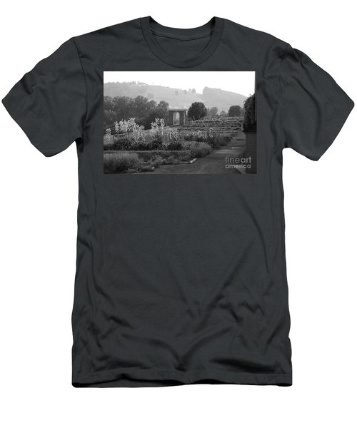 Men's T-Shirt (Slim Fit) featuring the photograph Retreat by Eric Liller