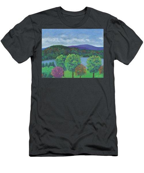 Return Men's T-Shirt (Athletic Fit)