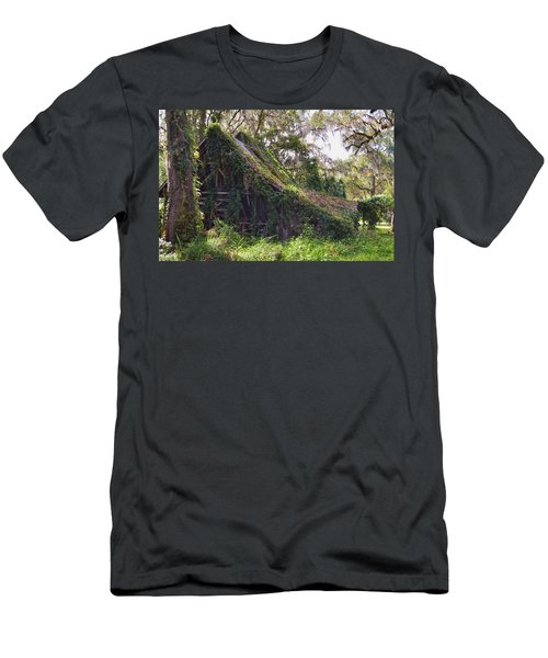 Returning To Nature Men's T-Shirt (Athletic Fit)