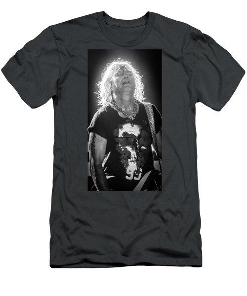Rick Savage Men's T-Shirt (Slim Fit) by Luisa Gatti