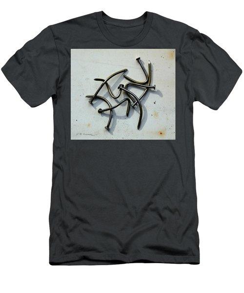 Ricochet Men's T-Shirt (Athletic Fit)