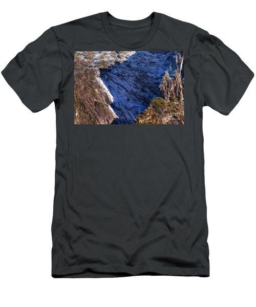 Ridgeline Shadows Men's T-Shirt (Athletic Fit)