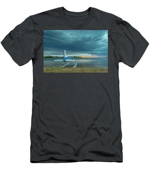Riding The Storm Out Men's T-Shirt (Athletic Fit)