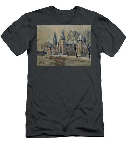 Rijksmuseum Just After The Rain Men's T-Shirt (Athletic Fit)