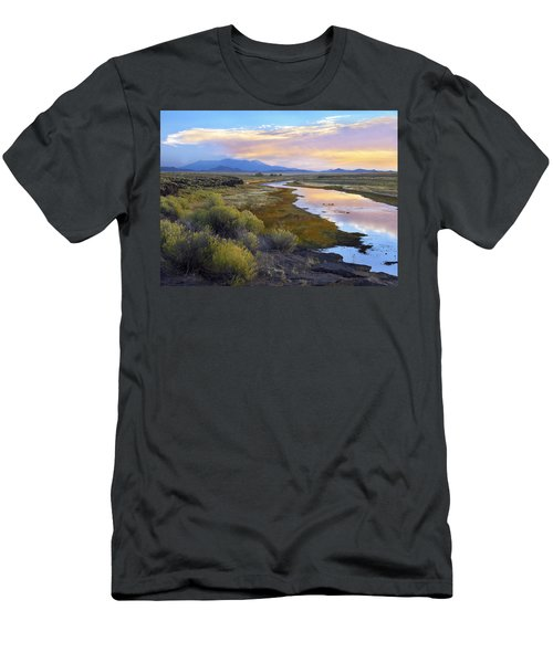 Rio Grande And The Sangre De Cristo Men's T-Shirt (Athletic Fit)