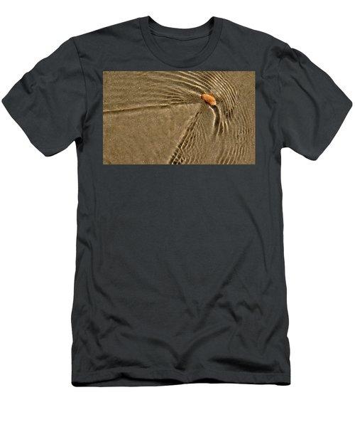 Ripple Effect Men's T-Shirt (Athletic Fit)