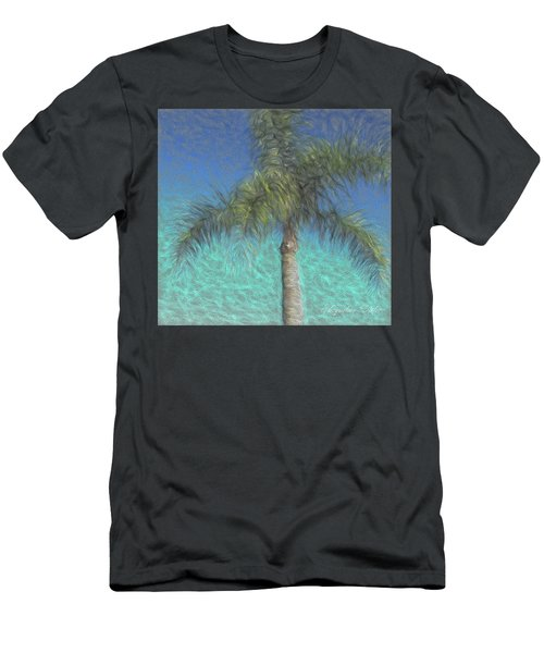 Rippled Palm Men's T-Shirt (Athletic Fit)