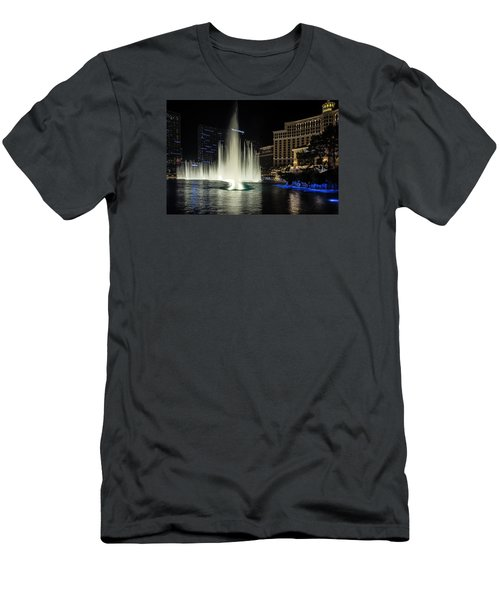 Men's T-Shirt (Slim Fit) featuring the photograph Rise by Michael Rogers