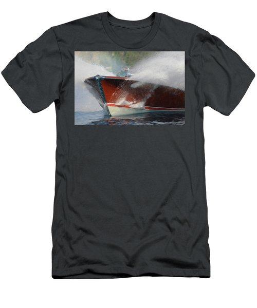 Riva Splash Men's T-Shirt (Athletic Fit)