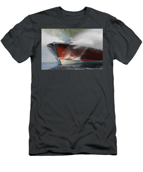 Riva Splash Men's T-Shirt (Athletic Fit)