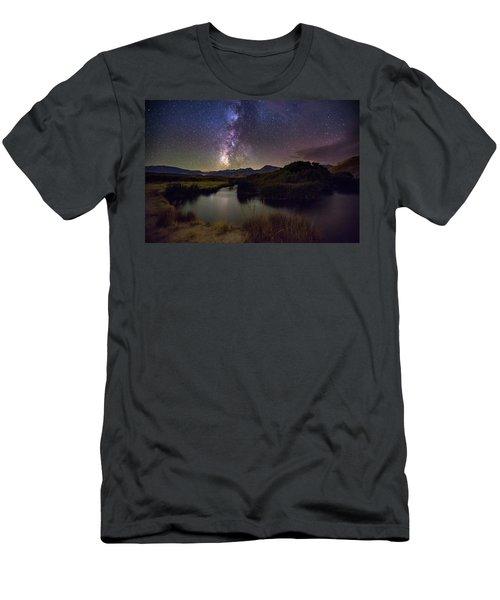 River Bend Men's T-Shirt (Athletic Fit)