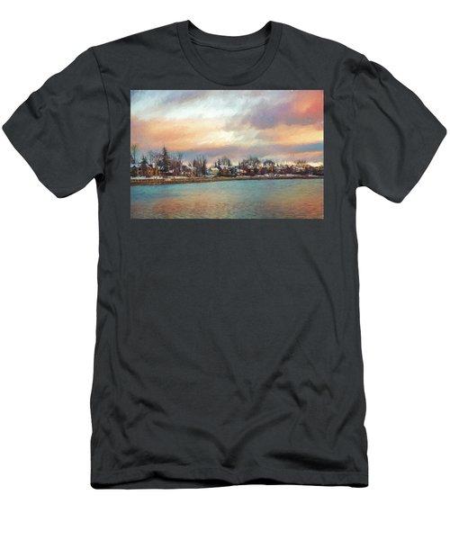 River Dream Men's T-Shirt (Athletic Fit)