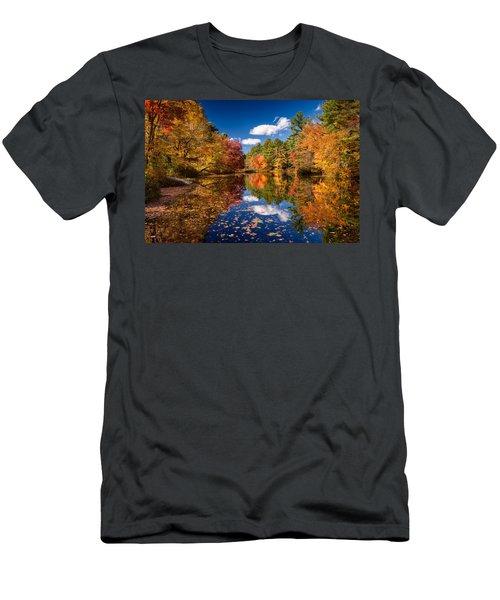 River Mirage Men's T-Shirt (Athletic Fit)