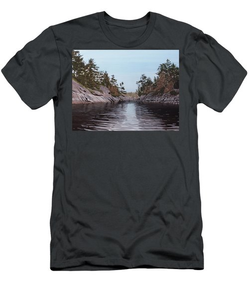 River Narrows Men's T-Shirt (Athletic Fit)