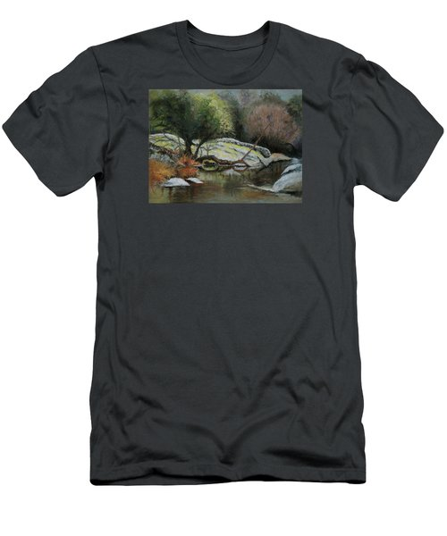River Reflections Men's T-Shirt (Athletic Fit)