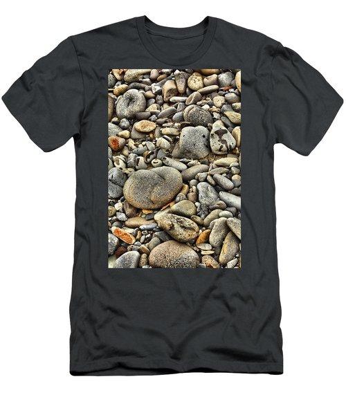 River Rock Men's T-Shirt (Athletic Fit)