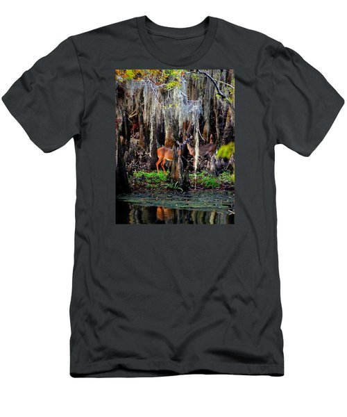 Riverside Deer Men's T-Shirt (Athletic Fit)