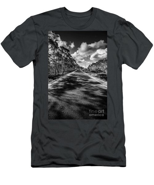 Road To Rossarden Men's T-Shirt (Athletic Fit)