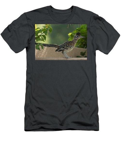 Roadrunner Closeup Men's T-Shirt (Athletic Fit)
