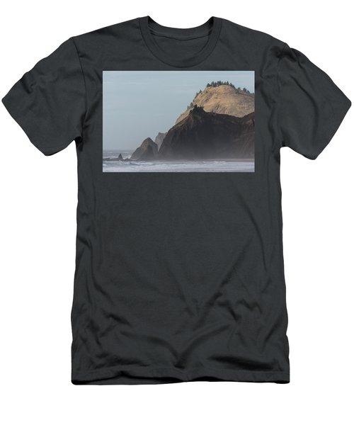 Road's End Men's T-Shirt (Athletic Fit)