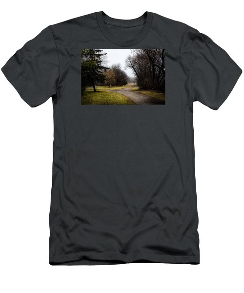 Roads To Nowhere Men's T-Shirt (Athletic Fit)