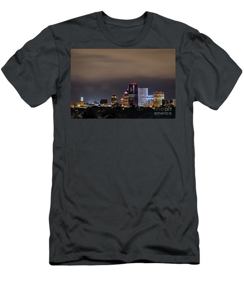 Rochester, Ny Lit Men's T-Shirt (Athletic Fit)