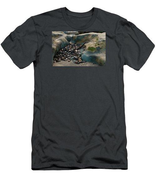 Rock Cradle Men's T-Shirt (Athletic Fit)
