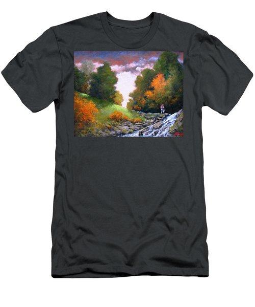 Rock Creek Men's T-Shirt (Athletic Fit)
