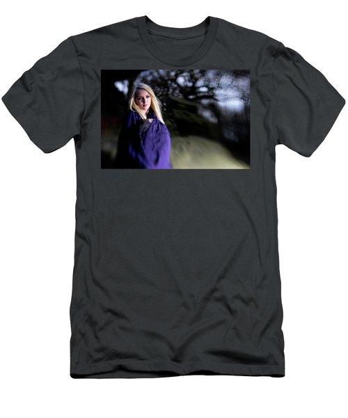 Rock Goddess Men's T-Shirt (Athletic Fit)