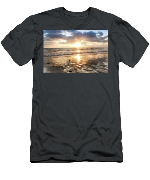 Rock 'n Sunset Men's T-Shirt (Athletic Fit)