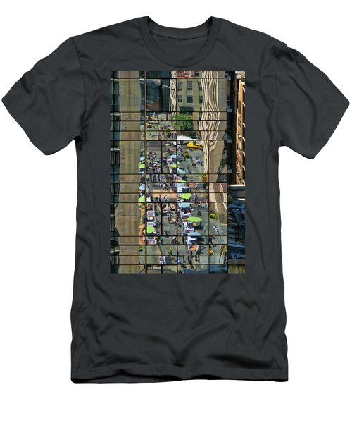 Rock Street Fair Men's T-Shirt (Athletic Fit)