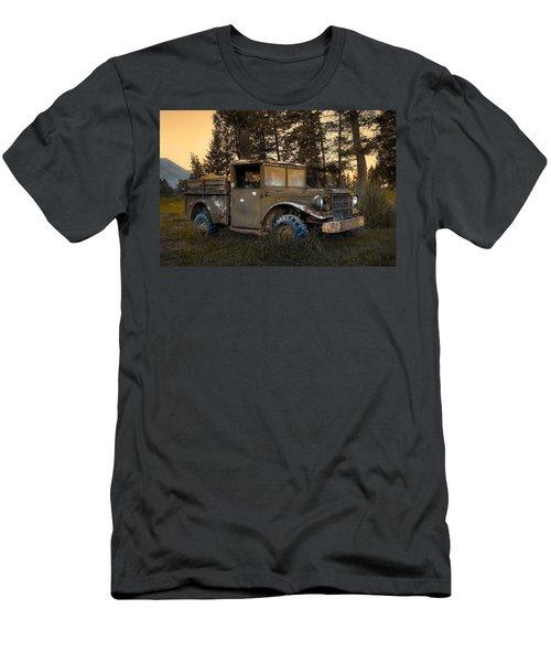 Rockies Transport Men's T-Shirt (Athletic Fit)
