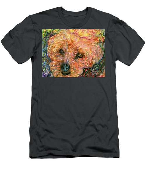Rocky The Dog Men's T-Shirt (Athletic Fit)