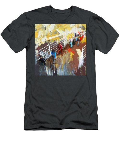Rodeo 41 Men's T-Shirt (Athletic Fit)