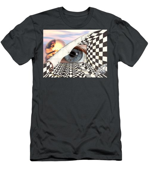 Roll Back Men's T-Shirt (Athletic Fit)