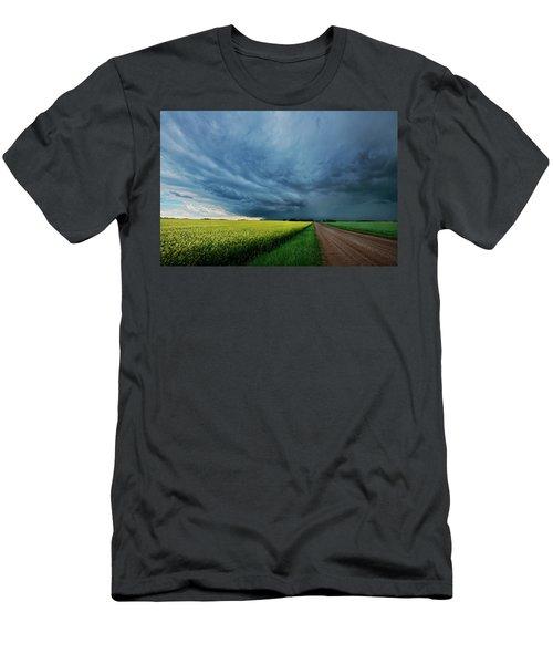 Rolling Storm Men's T-Shirt (Athletic Fit)