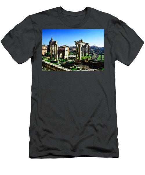 Roman Forum Men's T-Shirt (Athletic Fit)