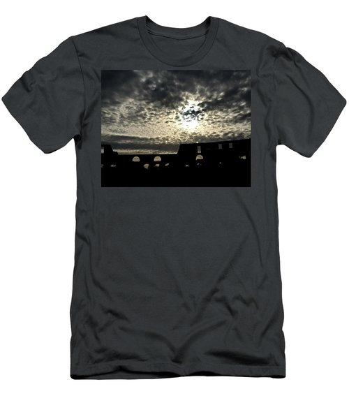 Rome Italy - Colloseum Men's T-Shirt (Athletic Fit)