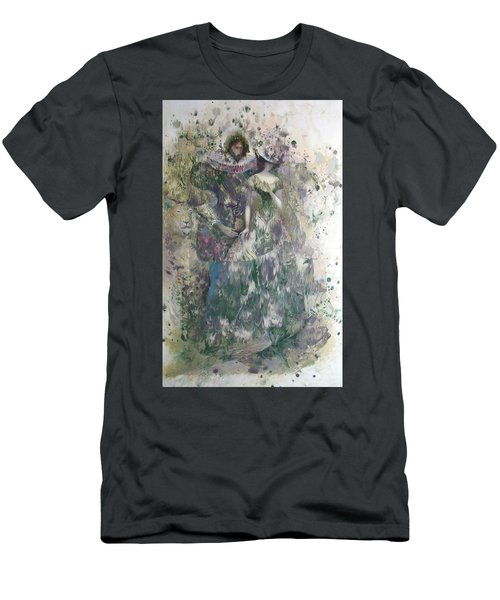 Romeo And Juliet. Monotype Men's T-Shirt (Athletic Fit)