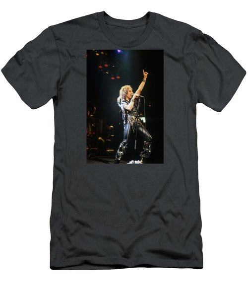 Ronnie James Dio Men's T-Shirt (Athletic Fit)