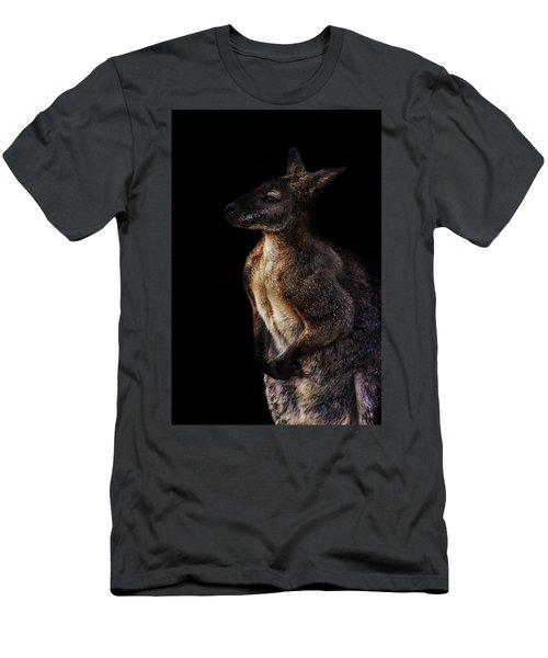 Roo Men's T-Shirt (Athletic Fit)