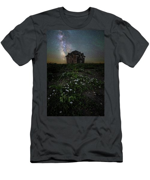 Men's T-Shirt (Athletic Fit) featuring the photograph Room With A View by Aaron J Groen