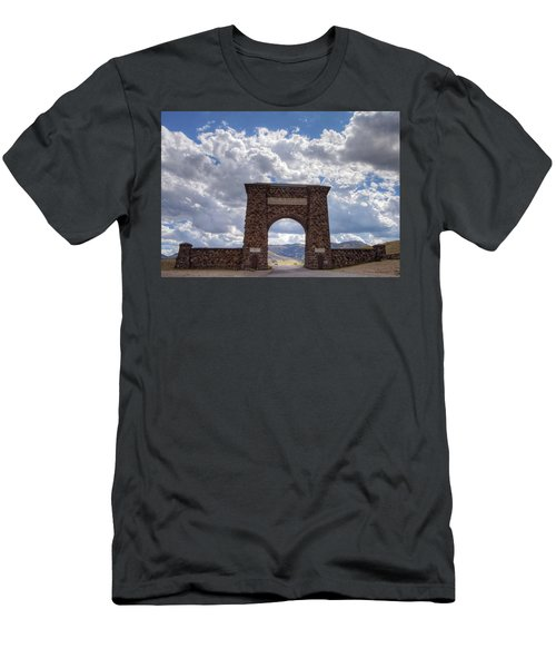 Roosevelt Arch Men's T-Shirt (Athletic Fit)