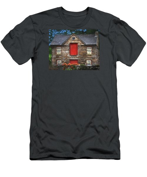 Roscommon Cottage Men's T-Shirt (Athletic Fit)