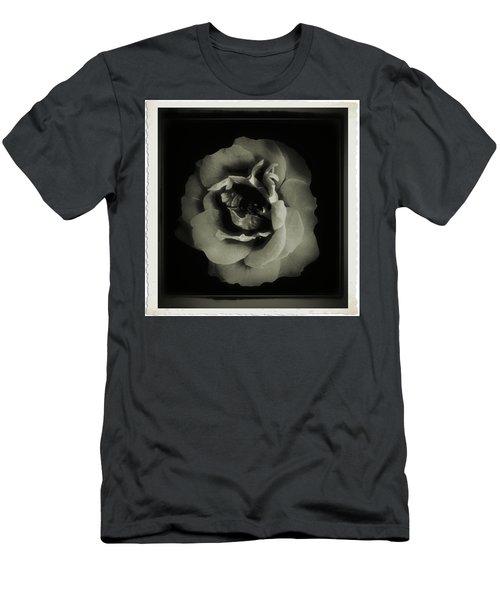 Rose 12 Men's T-Shirt (Slim Fit) by John Krakora