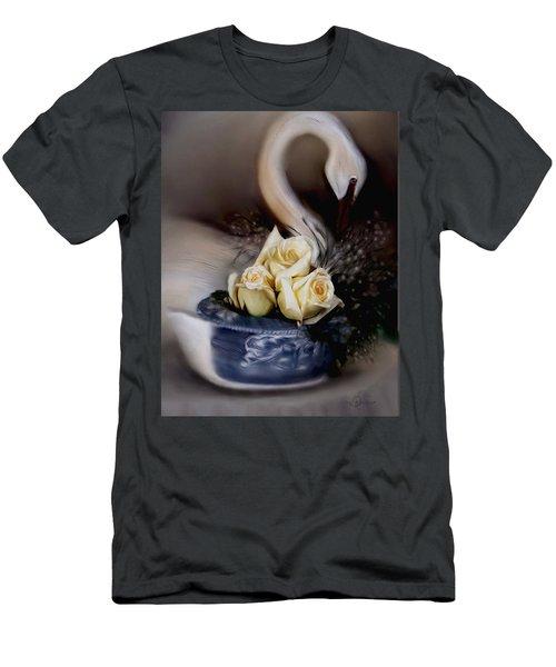 roses for Susan Men's T-Shirt (Athletic Fit)