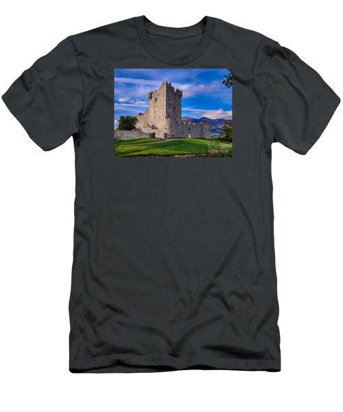 Ross Castle Men's T-Shirt (Athletic Fit)