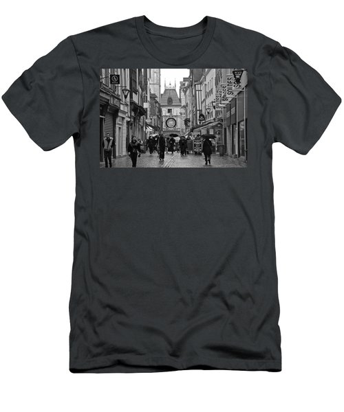 Rouen Street Men's T-Shirt (Athletic Fit)