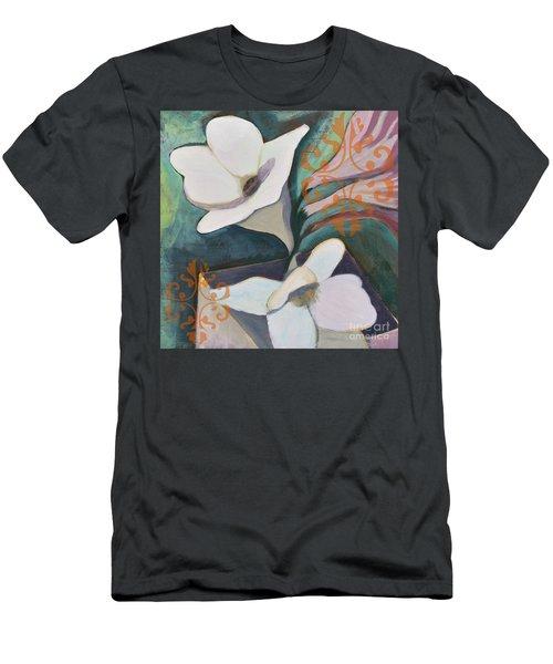 Royal Freesia Men's T-Shirt (Athletic Fit)
